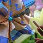 Chandelle en fleur Автор Мария Синайская